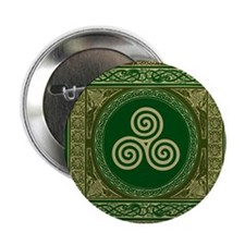 "Celtic Blanket 2.25"" Button"