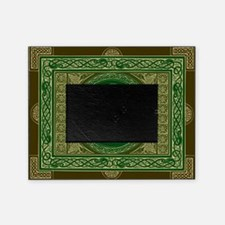 Celtic Blanket Picture Frame