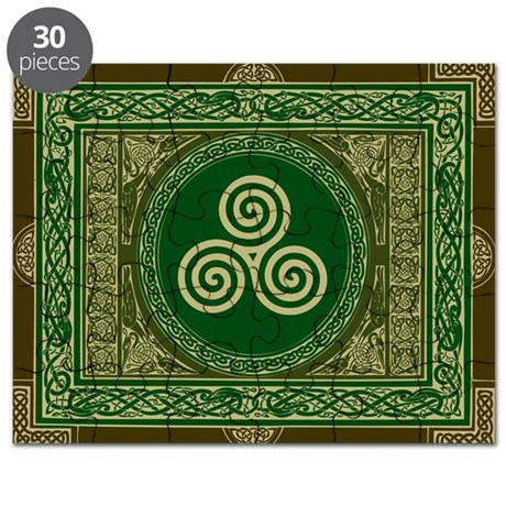 Celtic Blanket Puzzle