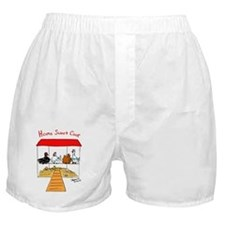 Home Sweet Coop Boxer Shorts