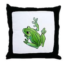 Cute Amazon Throw Pillow
