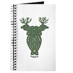 Celtic Stag Journal