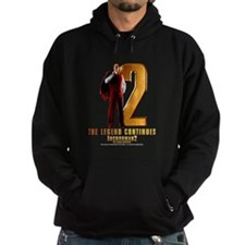The Legend Continues Hoodie (Dark)