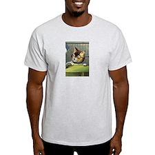 PTX Victoriana Kitten Ash Grey T-Shirt