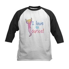 Love Dance Ballet Girl 4 Tee