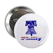 "Philly Liberty 2.25"" Button (10 pack)"