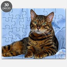 Bengal Cat 9W052D-018 Puzzle
