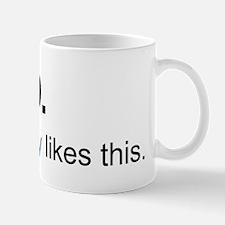 Piwo This Guy Likes This Mug