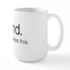Poland This Girl Likes This Mug