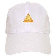 All Seeing Eye: Horus Baseball Baseball Cap