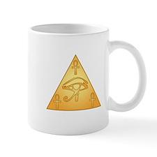 All Seeing Eye: Horus Mugs