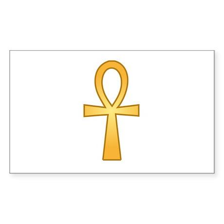 Ankh Symbol Sticker