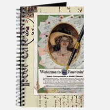 1909 Watermans Ideal Fountain Pen Ad Journal
