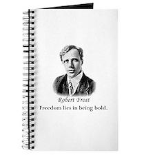 Literary Robert Frost Poetry Journal