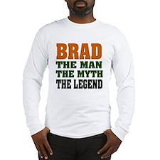 BRAD - the legend Long Sleeve T-Shirt