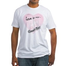 Love is Great Pyr Shirt