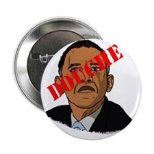 "Obama Douche 2.25"" Button"