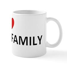 i love MY HARBIN FAMILY2 Mug
