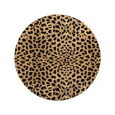 "blanketleopardprint 3.5"" Button"