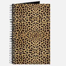 blanketleopardprint Journal