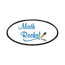 Math Rocks Patches