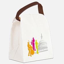 DCJF_2011_10X10_Dark_APPAREL Canvas Lunch Bag