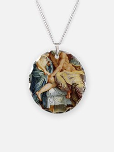A Carracci, Farnese Ceiling, Necklace