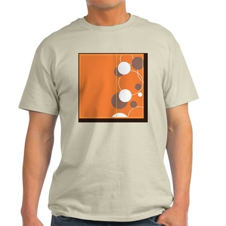 cir orange back Light T-Shirt