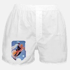 PLANK SLIDER iPhone Boxer Shorts