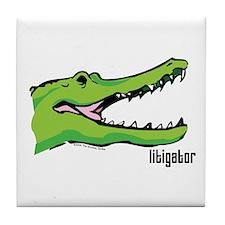 Litigator Tile Coaster