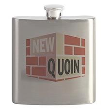 NewQuoinLargeBricks Flask