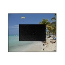 Negril 7 mile beach apr 2011 Picture Frame