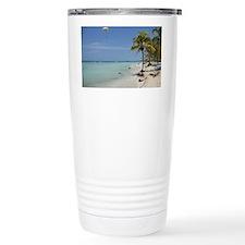Negril 7 mile beach apr 2011 Travel Mug
