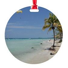 Negril 7 mile beach apr 2011 Ornament