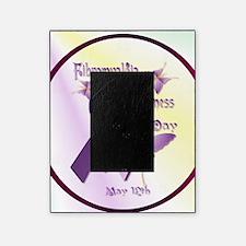 Fibromyalgia Awareness Day--Circle Picture Frame