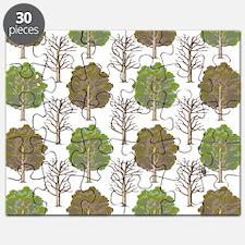 ArgyleTrees01 Puzzle