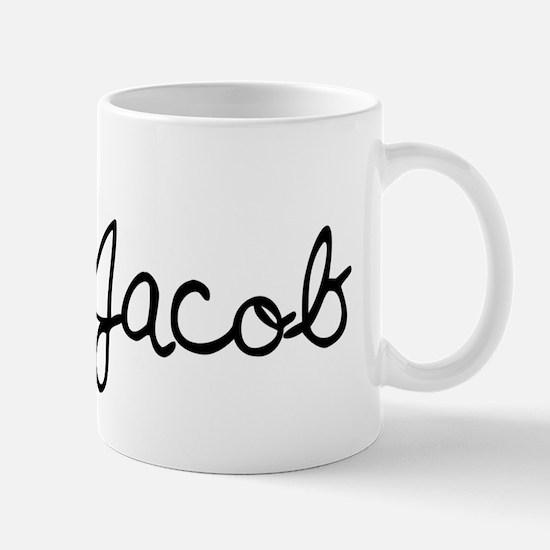 Jacob Team Mug