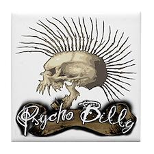 Psycho Billy Tile Coaster
