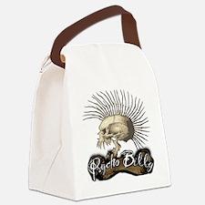 Psycho Billy Canvas Lunch Bag