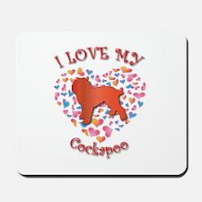 Love Cockapoo Mousepad