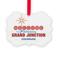 GRAND JUNCTION DARK Ornament