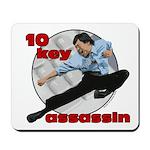 10 Key Assassin Mousepad