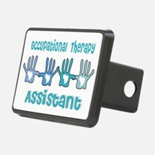 Occupational Therapy Assis Hitch Cover
