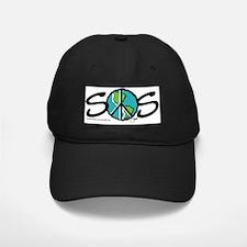 ILU_world_peace_sos Baseball Hat