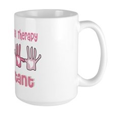 Occupational Therapy Assistant PINK 4 h Mug