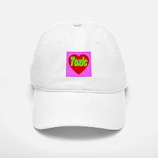 Toxic in hot pink Baseball Baseball Cap