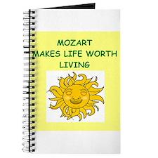 mozart Journal