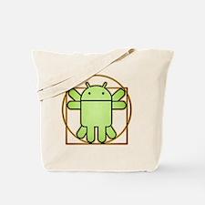 andriodman Tote Bag