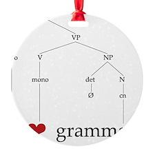grammartree Ornament