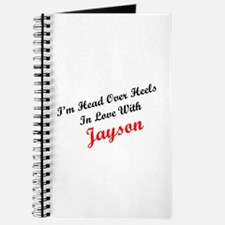 In Love with Jayson Journal